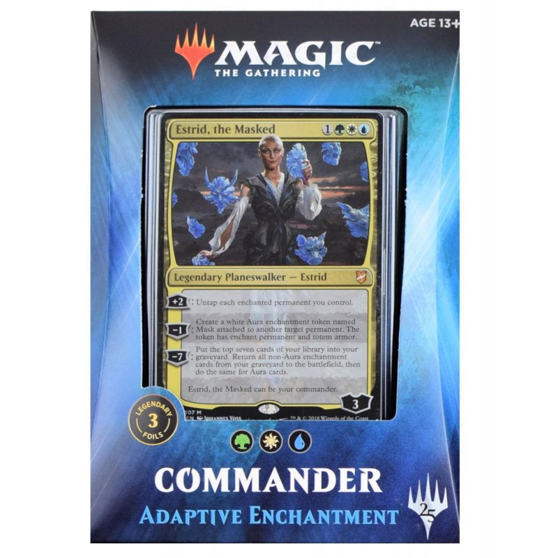 commander 2018 - Adaptive Enchantment | Card Merchant NZ
