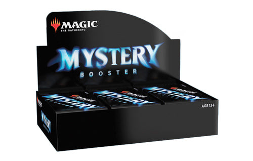 Mystery Booster - Booster Box | Card Merchant NZ