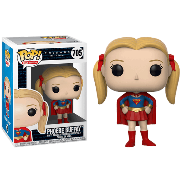 FRIENDS - Phoebe Buffay Pop! 705 | Card Merchant NZ