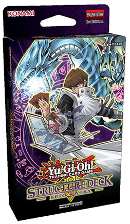 Seto Kaiba Structure Deck | Card Merchant NZ
