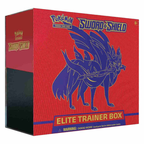 Sword and Shield Elite Trainer Box - Sword