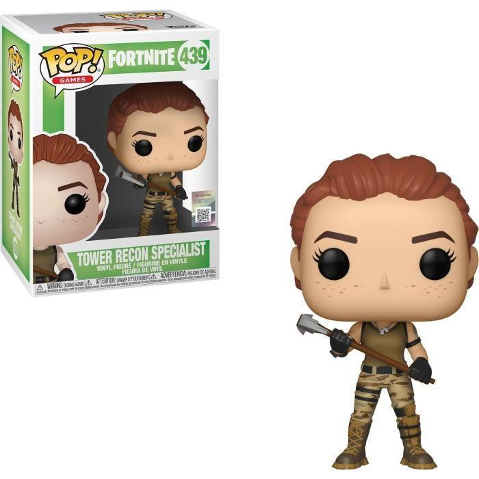 Fortnite - Tower Recon Specialist Pop! | Card Merchant NZ