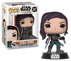 Star Wars: The Mandalorian! - Cara Dune Pop! 327 | Card Merchant NZ