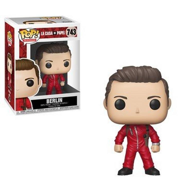 La Casa de Papel - Berlin Pop! 743 | Card Merchant NZ