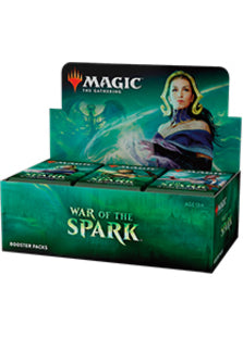 War of the Spark Booster Box | Card Merchant NZ