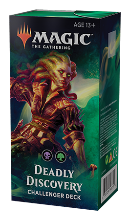 Challenger Decks 2019 - Deadly Discovery | Card Merchant NZ