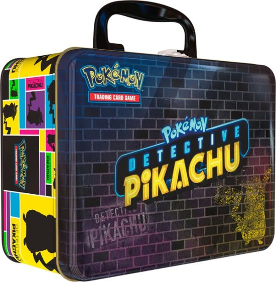 Detective Pikachu Collectors Chest | Card Merchant NZ