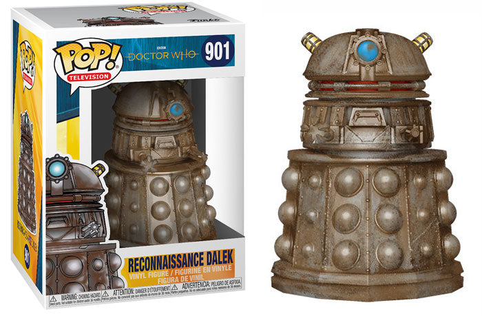 Dr Who - Reconnaissance Dalek Pop! 901 | Card Merchant NZ