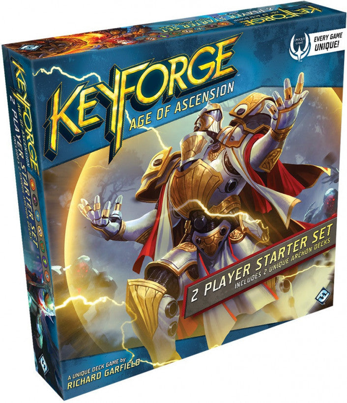 Keyforge Age of Ascension 2-Player Starter Set | Card Merchant NZ