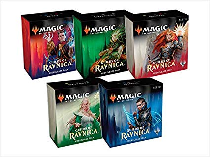 Guilds of Ravnica Pre release Pack | Card Merchant NZ