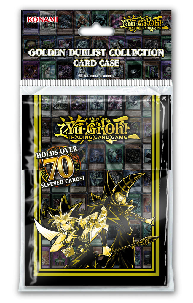 Golden Duelist Collection Card Case