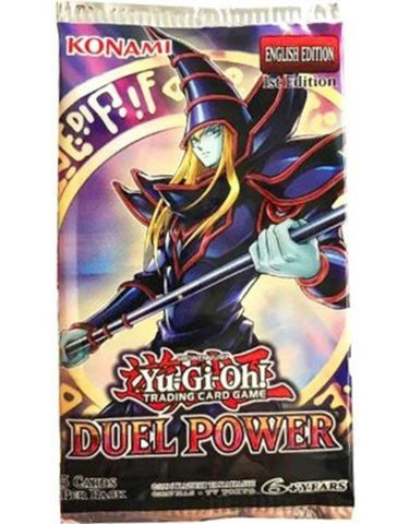 Duel Power Booster Pack