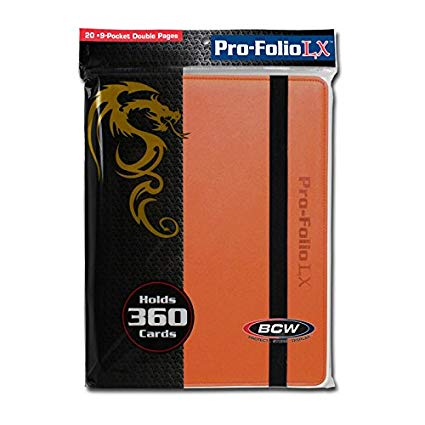BCW Portfolio 9-Pocket LX | Card Merchant NZ