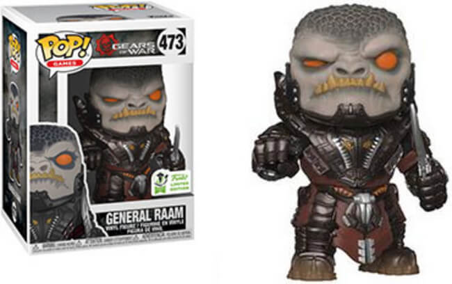 ECCC Gears of War - General Raam Pop! 473 | Card Merchant NZ