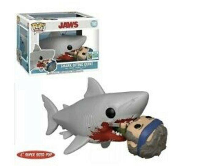 SDCC Jaws - Jaws eating Quint Pop! 760 | Card Merchant NZ