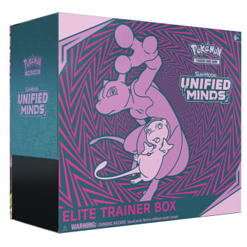 Sun & Moon Unified Minds Elite Trainer Box | Card Merchant NZ