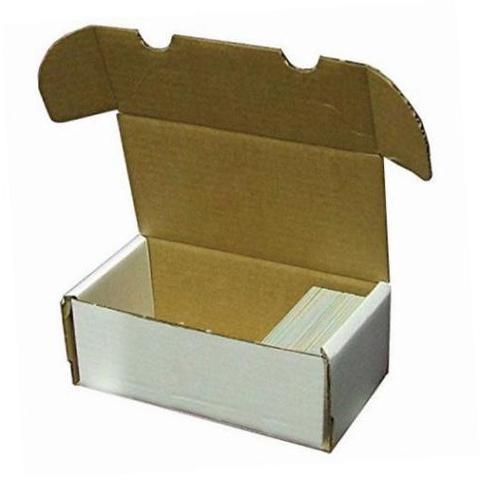 BCW 400ct Storage Box | Card Merchant NZ