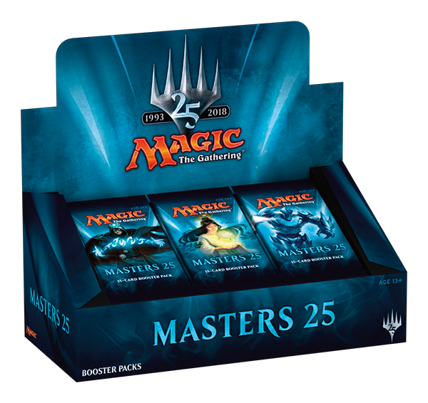 Masters 25 Booster Box | Card Merchant NZ