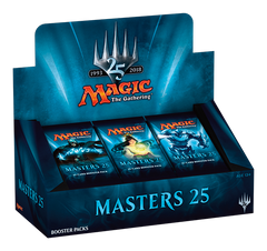 Masters 25 Booster Pack | Card Merchant NZ