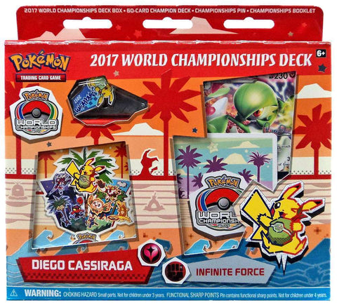 2017 World Championship Deck - Infinite Force