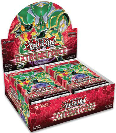 Extreme Force Booster Box *PRE ORDER*