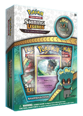 Shining Legends Marshadow Pin Box