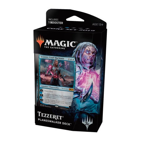 M19 Intro Deck - Blue | Card Merchant NZ