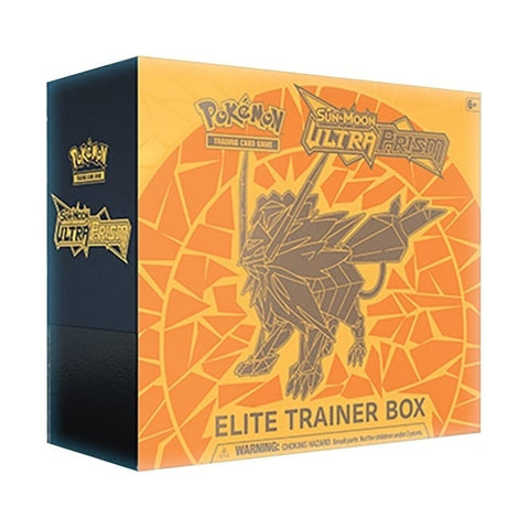 Ultra Prism Elite Trainer Box - Dusk Mane Necrozma