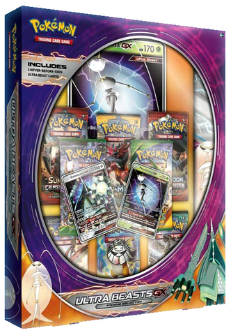 Ultra Beasts Collection Box - Pheromosa and Celesteela