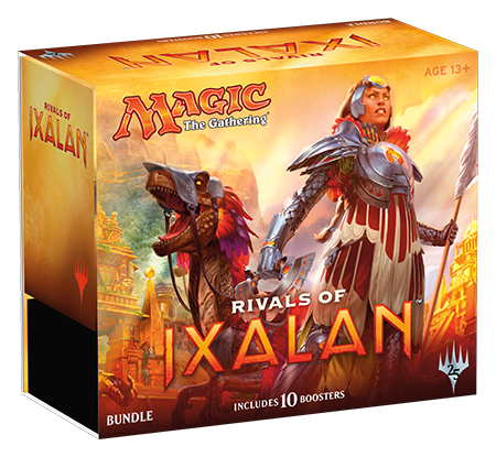 Rivals of Ixalan Bundle | Card Merchant NZ