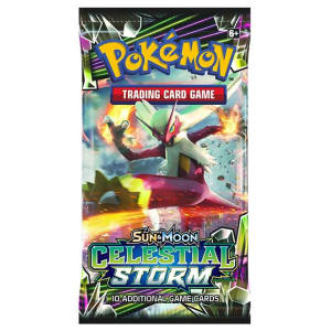 Celestial Storm Booster Pack