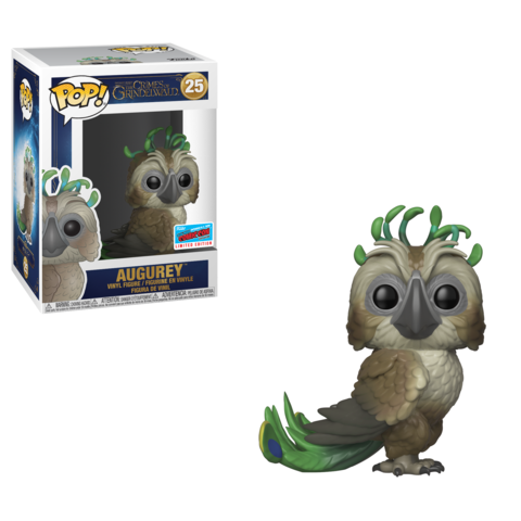 NYCC Fantastic Beasts - Augurey Pop! | Card Merchant NZ