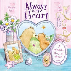 Always in my heart | Card Merchant NZ