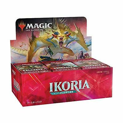 Ikoria: Lair of Behemoths JAPANESE Booster Box Pre Order