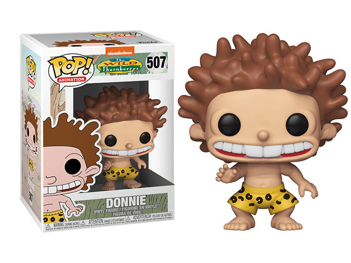 Wild Thornberrys - Donnie Pop! 507 | Card Merchant NZ