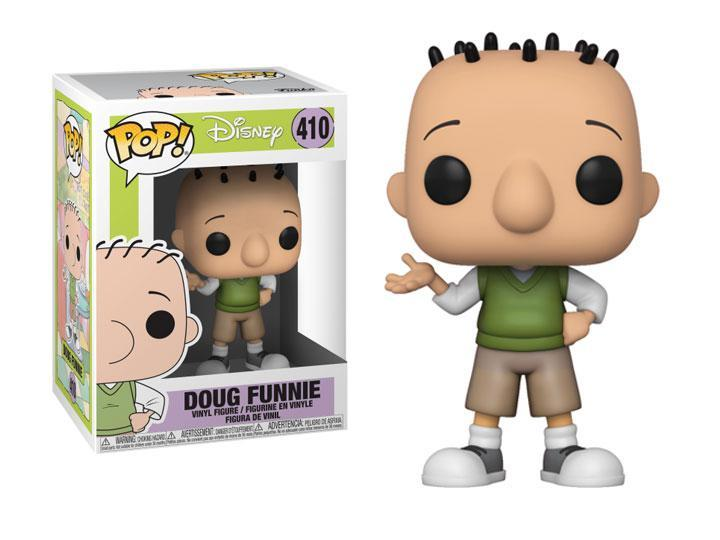 Doug - Doug Funnie Pop! 410 | Card Merchant NZ
