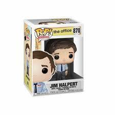 The Office - Jim Halbert Pop! 870 | Card Merchant NZ