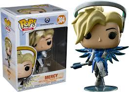Overwatch - Mercy (Cobalt) Pop!