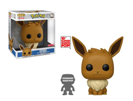 "Pokemon - Eevee 10"" Pop! 540"