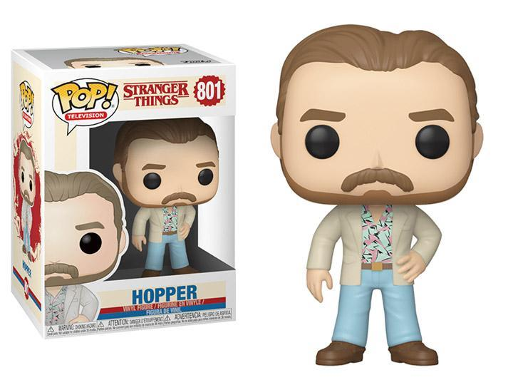 Stranger Things - Hopper (Date night) Pop! 801 | Card Merchant NZ