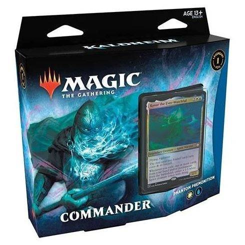 KALDHEIM: Commander Deck – Phantom Premonition | Card Merchant NZ