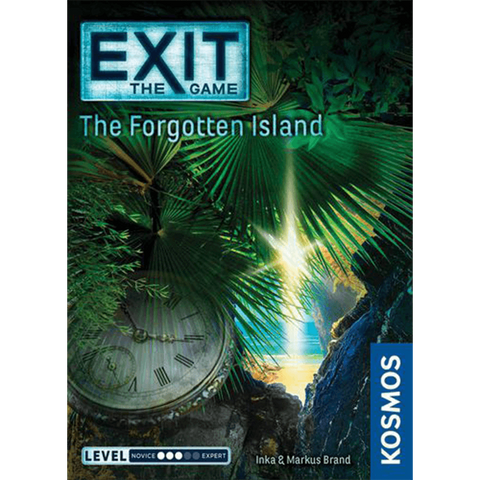 Exit The Game - Forgotten Island
