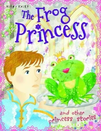 The Frog Princess and other princess stories | Card Merchant NZ