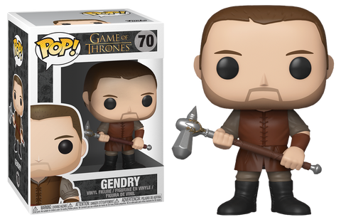 Game of Thrones - Gendry Pop!