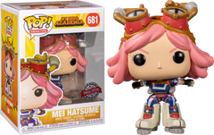 My Hero Academia: Mei Hatsume Pop! | Card Merchant NZ