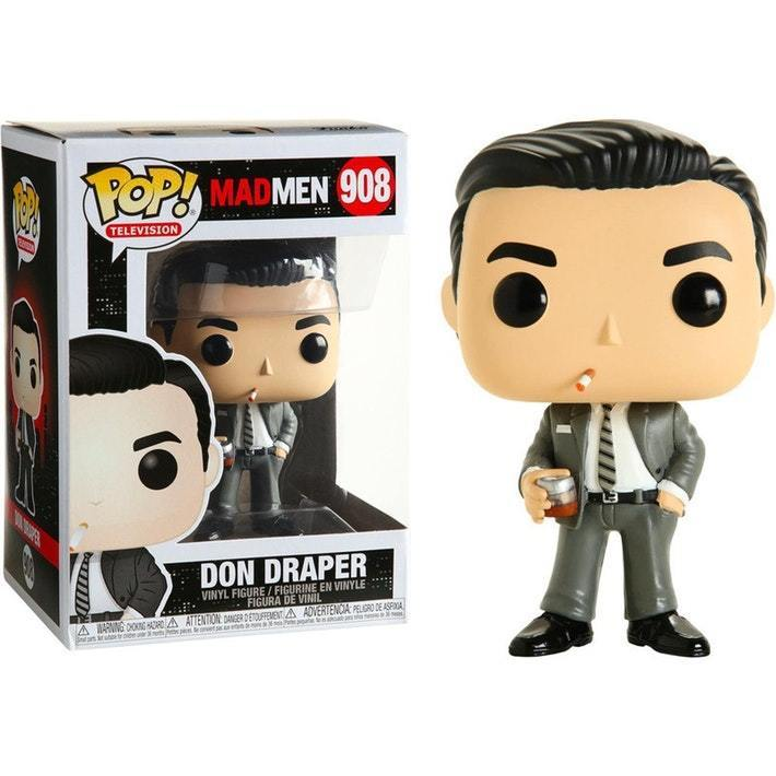 Mad Men - Don Draper Pop! 908 | Card Merchant NZ