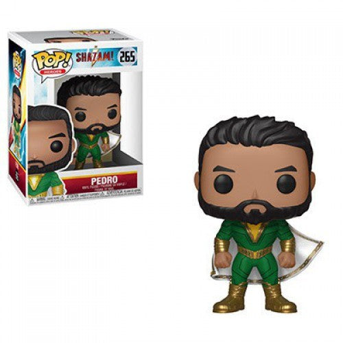 Shazam - Pedro Pop! 265 | Card Merchant NZ