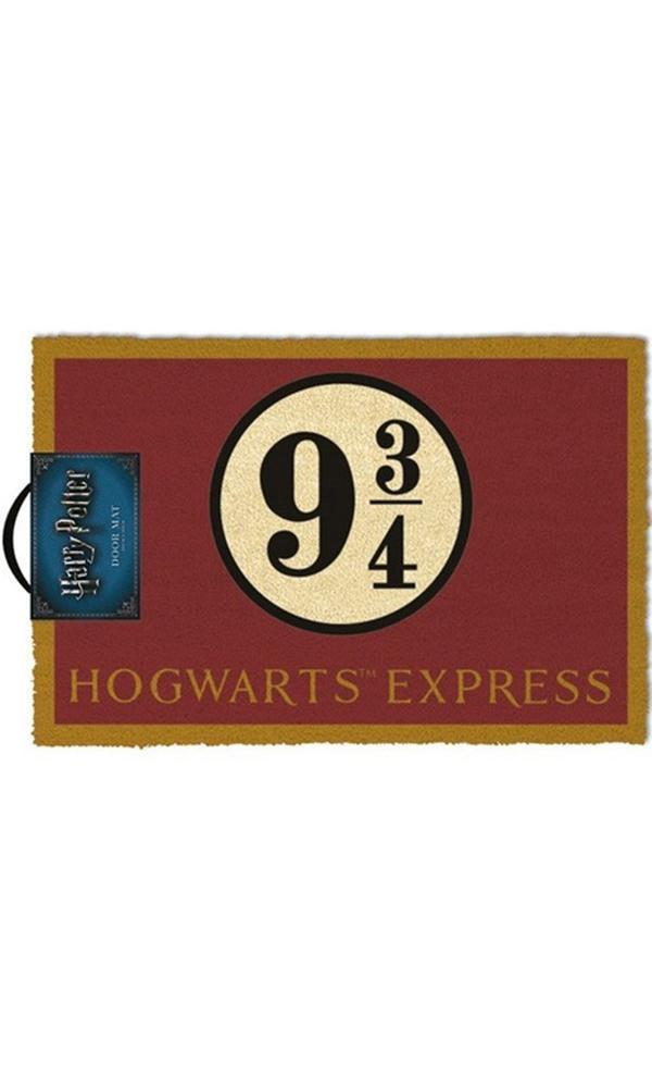 Harry Potter: Hogwarts Express Platform 9 & 3/4 Doormat