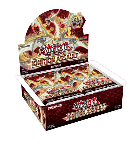 Ignition Assault Booster Box *Pre Order*