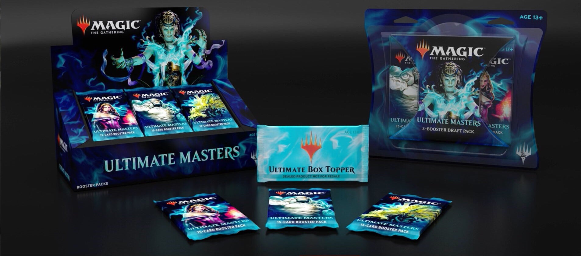 Ultimate Masters Booster Box | Card Merchant NZ